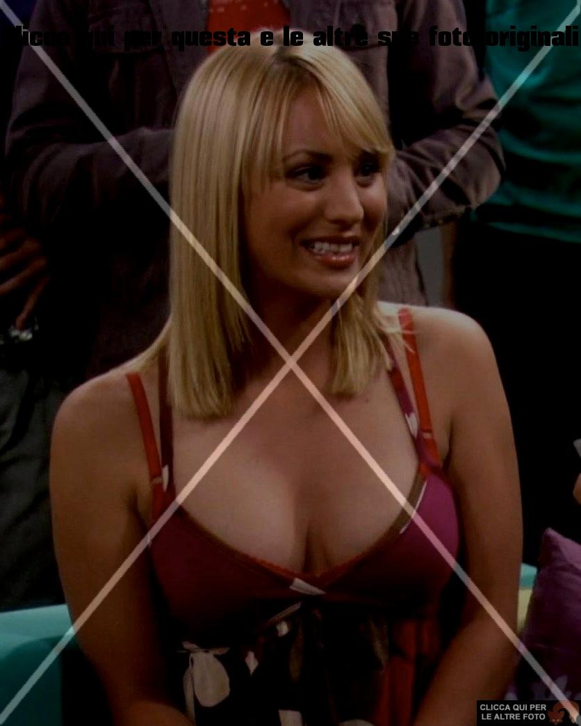 Kaley Cuoco (Penny di BB Theory)
